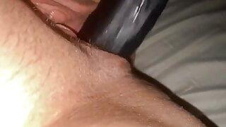 Wet pussy, fucking myself, custom video