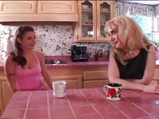 Older kiss amateur - Nina hartley-ariana jollee - older women younger women 4