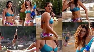 Nina Dobrev Insta Hotness 2020 Bikini & Sexy Workout vids
