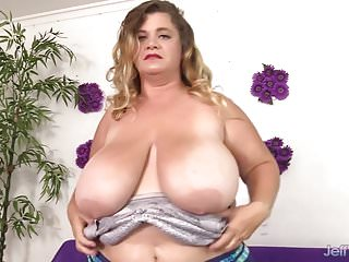 Nude bbw video - Big boobed fat girl hailey jane nude and fucking