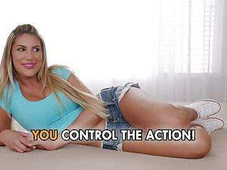Free cock sucker video August ames - dedicated cock sucker