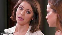 GIRLSWAY Adriana Chechik & Abigail Mac Pre Wedding Day Sex