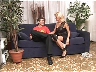 My sexy aunt sories My horny sexy aunt caught me jerking