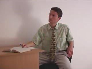 Russian mature teacher and boy Mature teacher mila