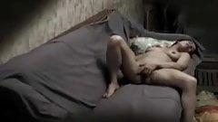Hot Milf all alone masturbating