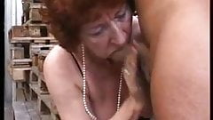 dirty gangbang german grannies and young men