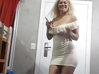 Mature couple youtube - Hot youtuber laura zeballo - dancing with sexy white dress