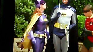 jacking to batgirl