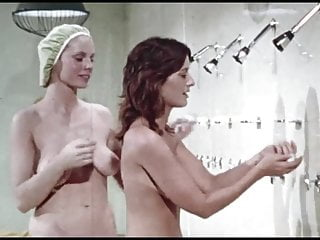 Prison strip girls Shower scene from. prison girls, vintage