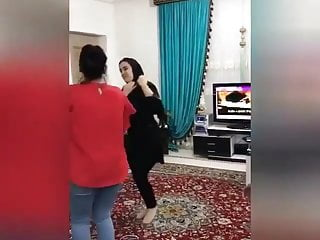 Nylon teen parties pantyhose - Iranian girls dance