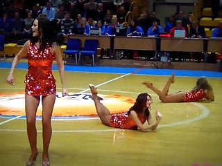 Cheerleaders sexy stores Hot russian cheerleaders sexy dance