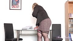 Naughty In The Office