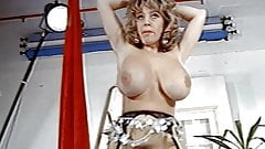 SELF CONTROL - vintage British big tits strip dance