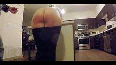 chubby bottom spank 2