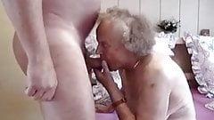 Crazy Old Couple Fucking