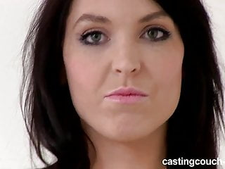 First time cumshots - Mature reserved brunette fucks on video - first time