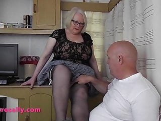 Asian in stockings and suspenders - Huge tits granny in sexy stockings and suspenders