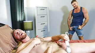Stepson Is Caught By His Stepdad Playing With Mommy's Toys