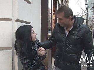 Warm tgp Mmv films freezing german teen tricked into warm cock