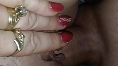 Mature fucked in close up