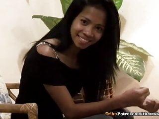 Asian video tgp A sexy little filipina milf