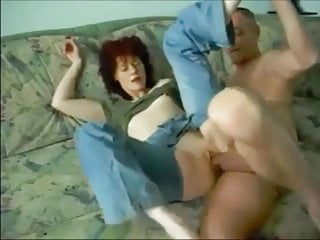 Big pussy and ass Dirty milf gets cock in her big pussy and ass