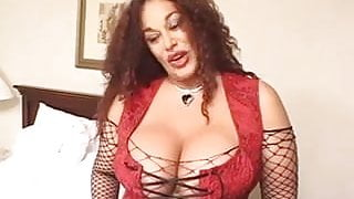 Voluptuous Beauty with Nice Big Tits