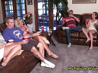 Taboo stories - family orgy Quarantined family reunion turns into a taboo orgy