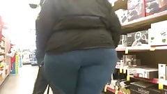 multtiple orgasms Black Ssbbw Huge Booty in leggings nice ass
