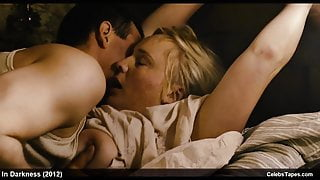 Agnieszka Grochowska & Kinga Preis nude and hot sex video