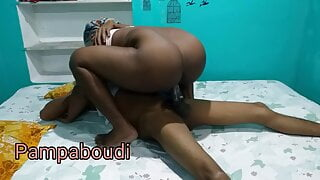 pampaboudi blowjob her father in low