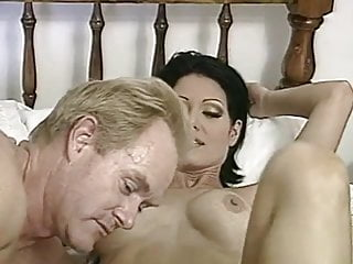 Lick hair Morning anal purging of short hair hungryeyes brunette