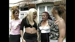 FRENCHMATURE 15 brunette granny mom and a blonde babe