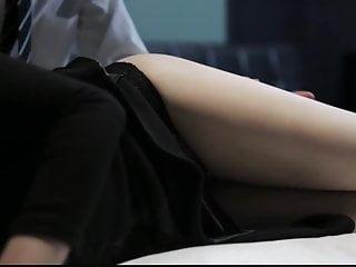 Naked chinese hot springs Take spring medicine, white tender female secretary
