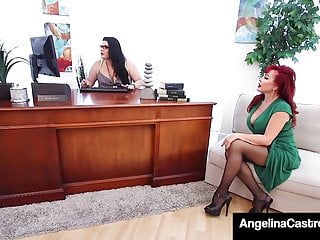 Doc johnson hot sexy raspberry - Curvy cuban doc angelina castro strap on bangs sexy vanessa