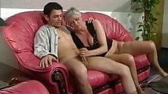 Opas und Omas im Sex Rausch part 1