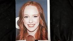 Cum Tribute - Amybeth McNulty #2