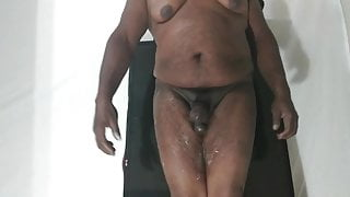 SloMo Dick Leaking Squirting and Cumming from Big Long Dick