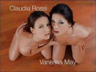 Facial claudia gualt Claudia rossi and vanessa may pov blowjob