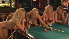 Naked girls playing games