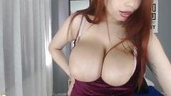 boobs that jump and milk