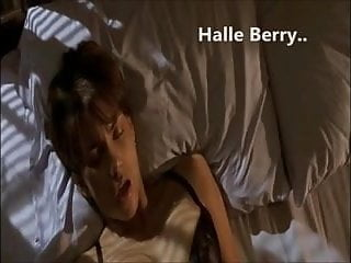 Berry lingerie bowl Halle berry mixbitch