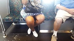 Ebony Granny on the Train, Free On the Train HD Porn 80 es.f