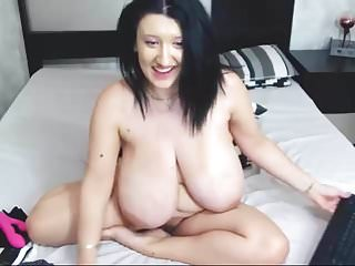 Fat and ugly naked Ugly and fat cam-bitch with monster tits