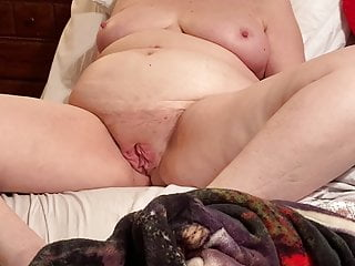 Naked redhead cunts - My naked wife kay spreading her legs and her cunt