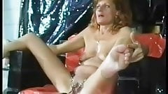Milf Slave Gets Weights Hung From Her Cunt