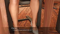Project Hot Wife - Naughty dinner (39)