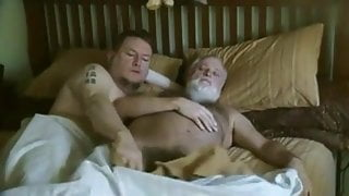 Mature Gay-Wake up Daddy