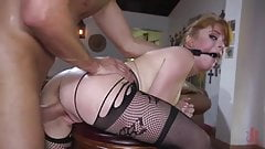 PAWG Penny Pax's Anal Punishment