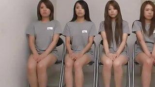 Japanese Secret Women's Prison, part 3, Anal Torture